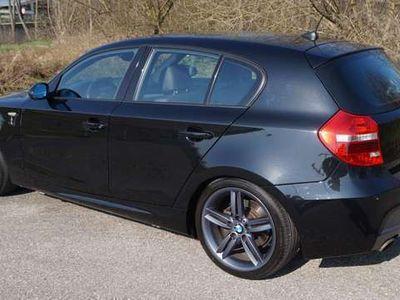 gebraucht BMW 120 1er-Reihe i Automatik, Vollausstattung, M-Line, TOP Klein-/ Kompaktwagen