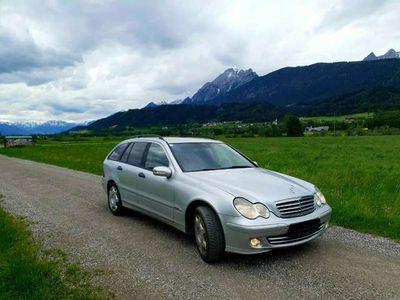 gebraucht Mercedes C220 T Avantgarde CDI
