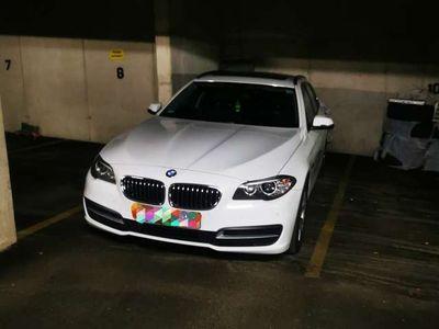 gebraucht BMW 518 5er Touring Aut. Luxury Line