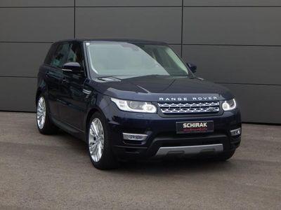 gebraucht Land Rover Range Rover Sport 3,0 TDV6 HSE