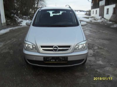 brugt Opel Zafira Flexxline 2,0 16V DTI Kombi / Family Van,