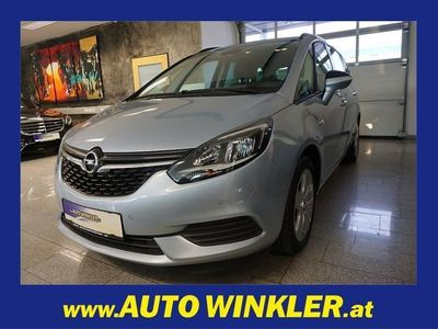 gebraucht Opel Zafira 1,6CDTI Edition Businesspaket/Navi