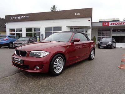 gebraucht BMW 118 Cabriolet 1er-Reihe d Cabrio / Roadster