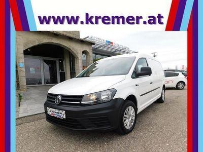 gebraucht VW Caddy Maxi Kastenwagen Entry 2,0 TDI Kombi / Family Van,