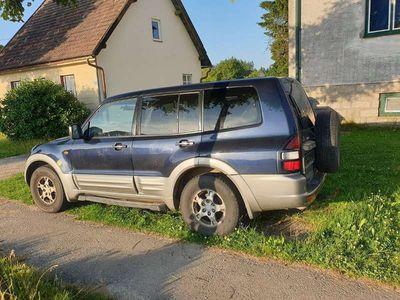 gebraucht Mitsubishi Pajero 3.2 did SUV / Geländewagen,