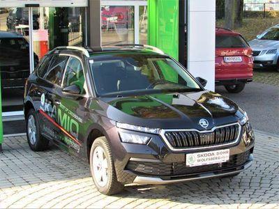 gebraucht Skoda Kamiq Ambition TDI SUV / Geländewagen