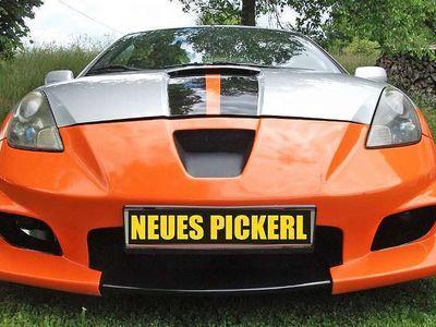 gebraucht Toyota Celica mit neuem Pickerl bis Ende Juli 2021! Sportwagen / Coupé