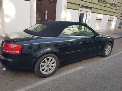 gebraucht Audi A4 Cabriolet 2.0 / Roadster