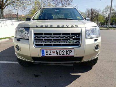 gebraucht Land Rover Freelander Free landen 2 HSE 2.2 TD Automatik SUV / Geländewagen,