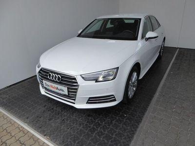 gebraucht Audi A4 Limousine 2.0 TFSI qu. Design