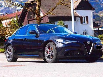 gebraucht Alfa Romeo Giulia Super 2,2 180 AT RWD AE