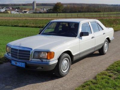 gebraucht Mercedes 380 SE W 126
