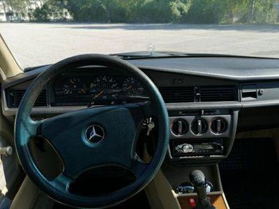 gebraucht Mercedes 190 D 2.0