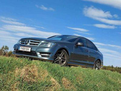 gebraucht Mercedes C220 Avantgarde CDI BlueEfficiency Aut.