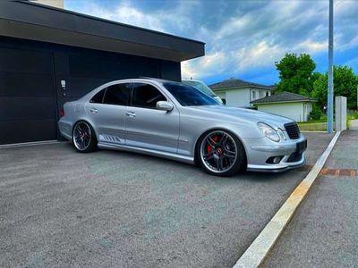 gebraucht Mercedes E500 E55 Amg Packet Ab Werk!