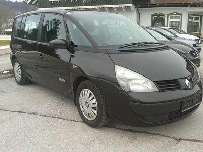 gebraucht Renault Espace Authentique 1,9 dCi 8 fach bereift Kombi / Family Van,