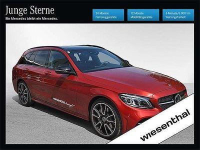 gebraucht Mercedes C300 C-Klassed T 4MATIC Aut. Kombi / Family Van