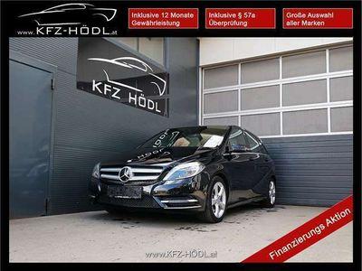 gebraucht Mercedes B250 Aut.