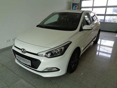 used Hyundai i20 1,25 Edition 25