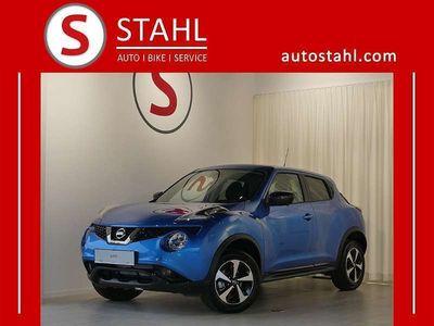 gebraucht Nissan Juke 1,6 N-Connecta Facelift Xenon Technology|A... SUV / Geländewagen,