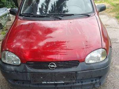 gebraucht Opel Corsa B CC-15 YD Klein-/ Kompaktwagen,