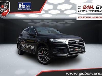 gebraucht Audi Q7 3,0TDI*S LINE*BOSE*LUFT*AHK*VOLL*SCHNÄPCHEN!!! SUV / Geländewagen