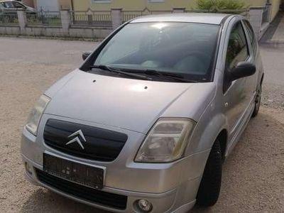 gebraucht Citroën C2 1.4 Klein-/ Kompaktwagen