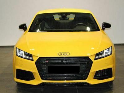 gebraucht Audi TTS Coupé 2,0 TFSI qu S-tronic Virtual LED B&O Navi