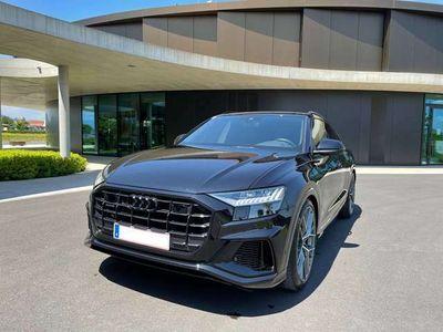 """gebraucht Audi Q8 50 TDI quattro,LUFT,SPORTSITZE,MATRIX,23"""",GARANTIE"""