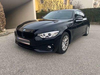 gebraucht BMW 418 Gran Coupé 4er-Reihe Gran Coupe Diesel (F36) Adva