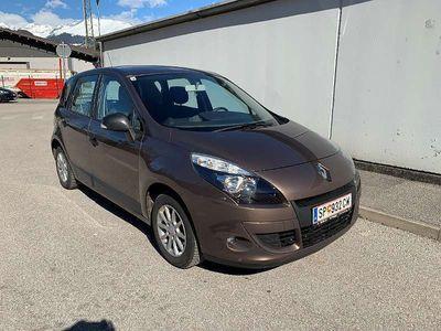 gebraucht Renault Scénic III 1,6 16V Authentique Hi-Flex Kombi / Family Van