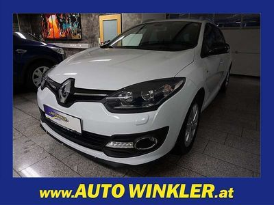 gebraucht Renault Mégane GrandTour Limited Energy dCi 110 Kombi / Family Van