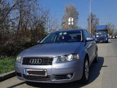 gebraucht Audi A3 2.0TDI Top Ausstattung ! Klein-/ Kompaktwagen,