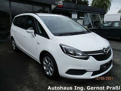 gebraucht Opel Zafira Edition Start/Stop