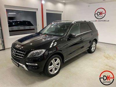 gebraucht Mercedes ML350 4MATIC A-Edition Aut. / 1. Besitz / Airmatic / RFK