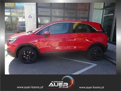 gebraucht Opel Crossland X 1,2 Turbo ECOTEC Direct Injj. Innovati