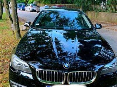 gebraucht BMW 518 5er-Reihe Diesel (F10 LCI) Österreich-Paket Aut.