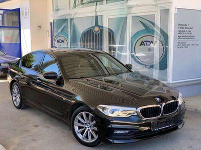 gebraucht BMW 520 5er-Reihe d Aut. Limousine