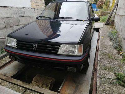 gebraucht Peugeot 205 XS 1360MS Klein-/ Kompaktwagen