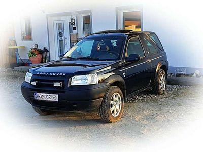 gebraucht Land Rover Freelander Softback 2,0 Td4 E Softback E