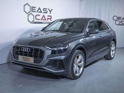 gebraucht Audi Q8 50 Hybrid TDI quattro Tiptronic *S-LINE*VIRTUAL C