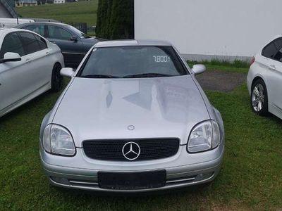 gebraucht Mercedes SLK230 kompresser Cabrio / Roadster