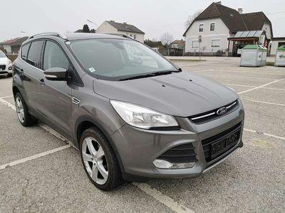 gebraucht Ford Kuga 1,6 EcoBoost Trend SUV / Geländewagen