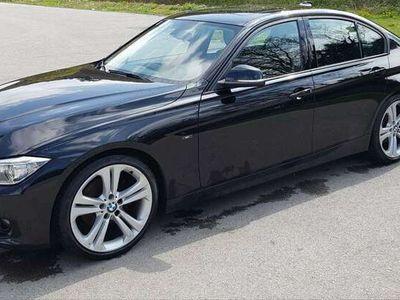 gebraucht BMW 320 3er-Reihe Diesel (F30) Österreich-Paket