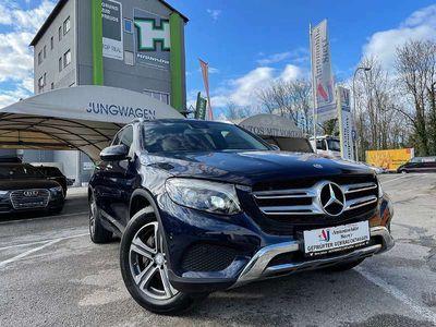 gebraucht Mercedes 220 GLC-Klasse4MATIC Aut+Navi+Vollledr+LED-Scheinwerfer. SUV / Geländewagen