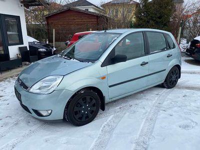 gebraucht Ford Fiesta Ghia 1,4 TDCi