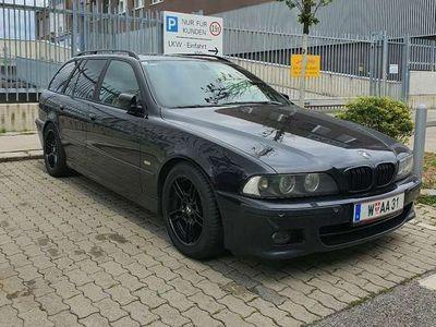 gebraucht BMW 525 5er-Reihe Kombi Diesel E39 touring