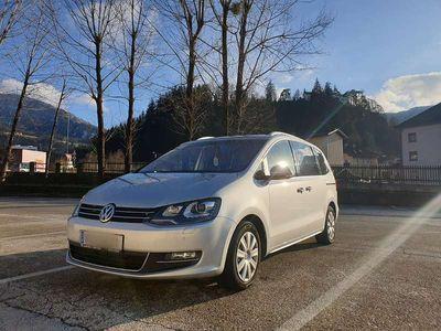gebraucht VW Sharan Sky DSG Kombi / Family Van