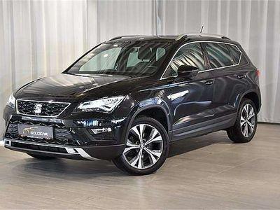 gebraucht Seat Ateca 2,0 Xcellence 4WD TDI DSG SUV / Geländewagen,