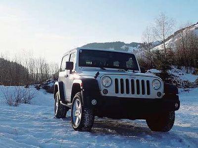 gebraucht Jeep Wrangler SUV / Geländewagen